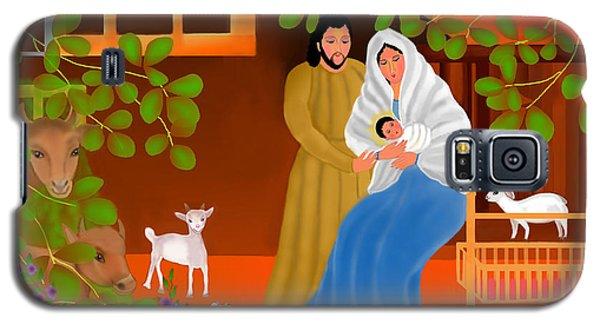 A Cradle In Bethlehem Galaxy S5 Case