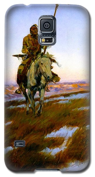 A Cree Indian Galaxy S5 Case