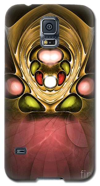 A Dark Secret - Surrealism Galaxy S5 Case