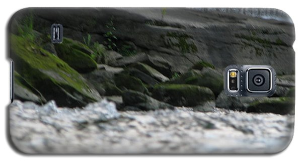Galaxy S5 Case featuring the photograph A Day At The River by Michael Krek