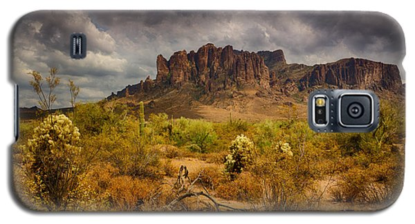 A Day At The Superstitions  Galaxy S5 Case