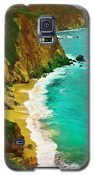 A Day On The Ocean Galaxy S5 Case