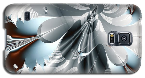 A Deeper Reflection Abstract Art Prints Galaxy S5 Case
