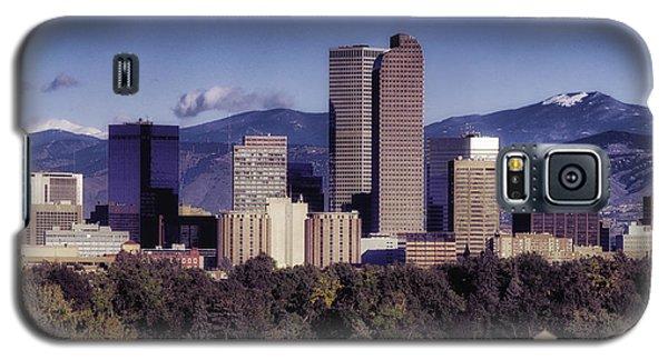 A Denver Autumn Galaxy S5 Case