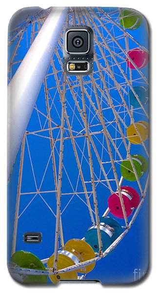 A Different Perspective Galaxy S5 Case by Beth Saffer