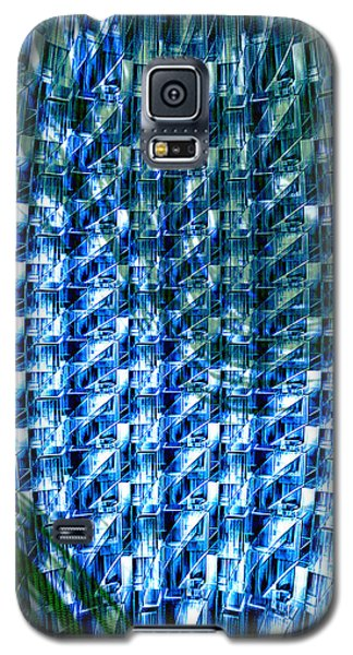 Galaxy S5 Case featuring the photograph Digital Reflections by Kellice Swaggerty
