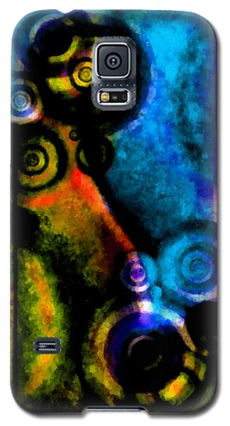 A Drop In The Puddle 2 Galaxy S5 Case by Angelina Vick
