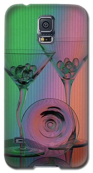 A Dry Martini Galaxy S5 Case by Mike Martin