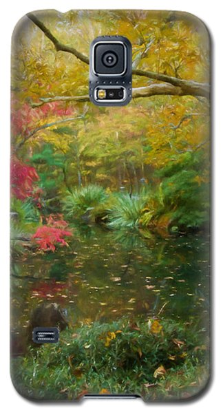 A Fall Afternoon Galaxy S5 Case
