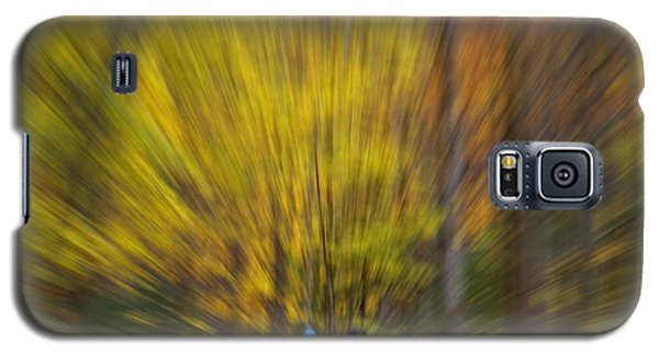Galaxy S5 Case featuring the photograph A Fall Stroll Taughannock by Jerry Fornarotto