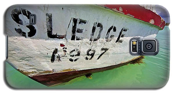 A Fishing Boat Named Sledge Galaxy S5 Case