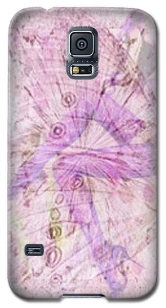 A Flirt Galaxy S5 Case by PainterArtist FIN