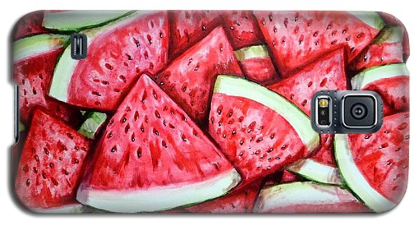 A Fresh Summer 2 Galaxy S5 Case by Shana Rowe Jackson