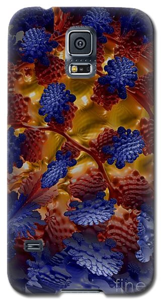 A Garden In The Afterlife Galaxy S5 Case