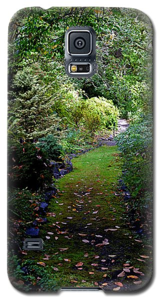 A Garden Path Galaxy S5 Case