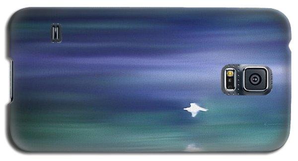 A Gentle Breeze Galaxy S5 Case