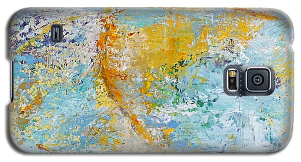 A Gentle Convergence Galaxy S5 Case by Mary Sullivan