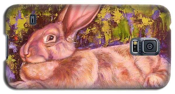A Giant Continental Rabbit Galaxy S5 Case