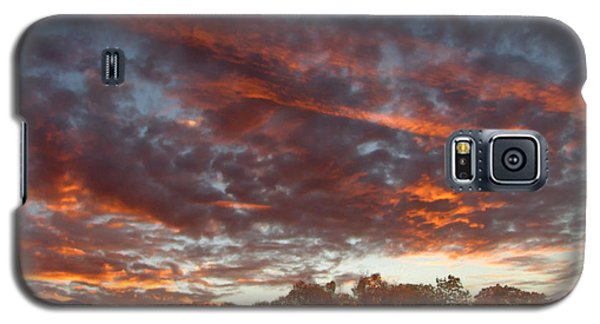 A Grand Sunset 2 Galaxy S5 Case