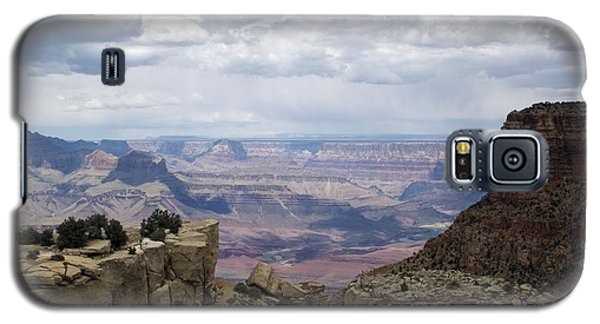 Galaxy S5 Case featuring the photograph A Grand View by Sandy Molinaro