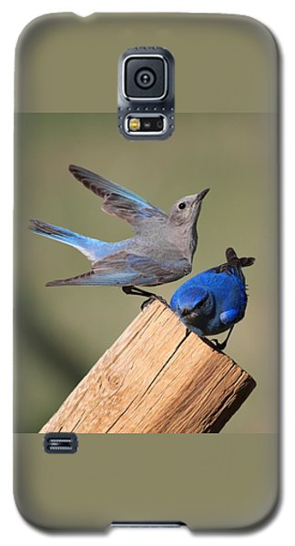 A Great Pair Galaxy S5 Case by Shane Bechler