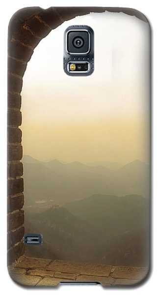 A Great View Of China Galaxy S5 Case by Nicola Nobile