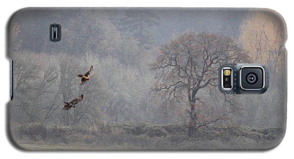 A Hawk's Paradise Galaxy S5 Case