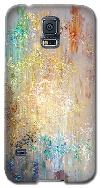 A Heart So Big - Abstract Art Galaxy S5 Case