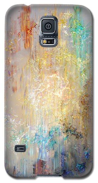 A Heart So Big - Custom Version 2 - Abstract Art Galaxy S5 Case