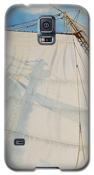 A. J. Meerwald Clear Day Galaxy S5 Case