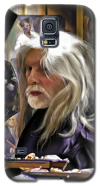 A Life Of Colour - Robert Lenkiewicz -1941 - 2002 Galaxy S5 Case
