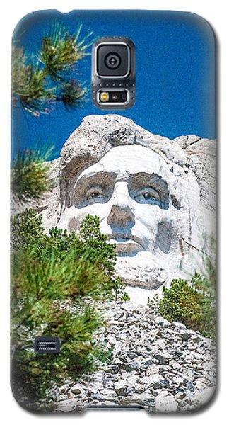 Abraham Lincoln  Lan 587 Galaxy S5 Case