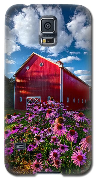 A Little More Country Galaxy S5 Case
