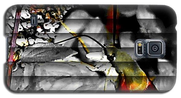 A Little Peak Galaxy S5 Case by Yolanda Raker