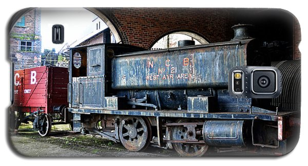 A Locomotive At The Colliery Galaxy S5 Case