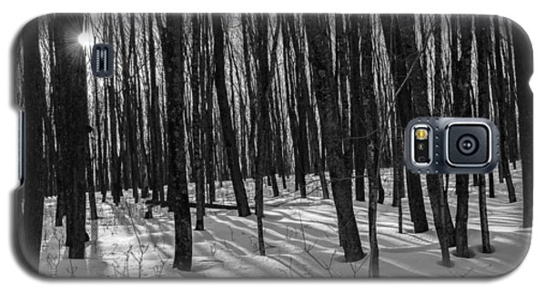 A Long Winter's Day Galaxy S5 Case