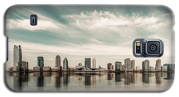 a look to New Jersey  Galaxy S5 Case