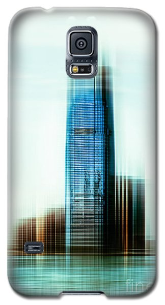 A Look To New Jersey II - Steel Galaxy S5 Case