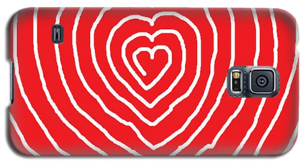 A Love That Is Without Limits Galaxy S5 Case by Anita Dale Livaditis