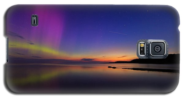 A Majestic Sky Galaxy S5 Case by Everet Regal
