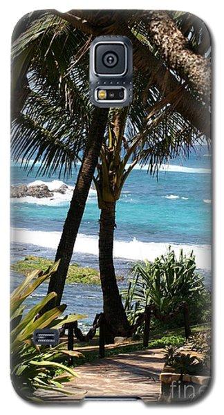 A Maui Afternoon Galaxy S5 Case by Mary Lou Chmura