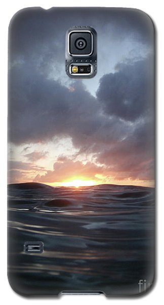 A Mermaid's Point Of View Galaxy S5 Case by Suzette Kallen