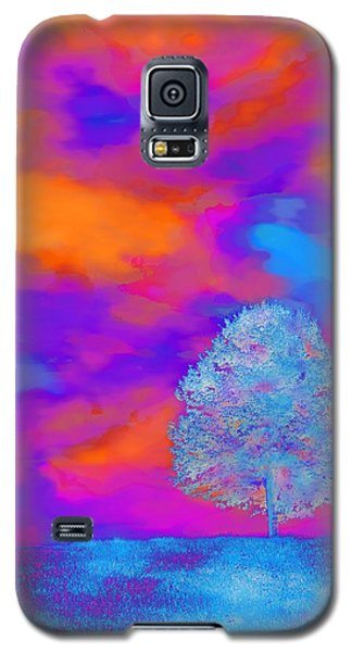 Galaxy S5 Case featuring the digital art A Midsummer Night Dream by Mary Armstrong