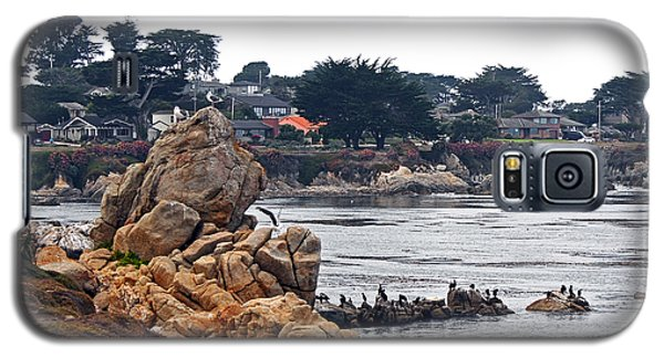 A Misty Day At Pacific Grove Galaxy S5 Case