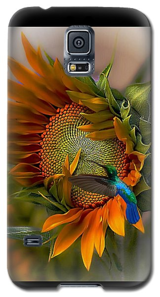 A Moment In Time Galaxy S5 Case by John  Kolenberg