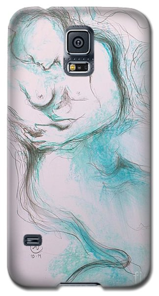 A Moment Galaxy S5 Case by Marat Essex