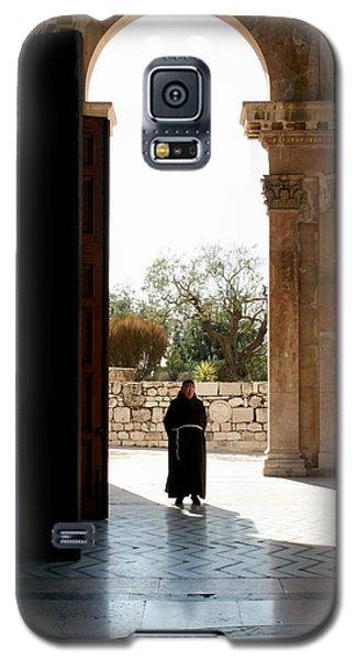 A Monk In Israel Galaxy S5 Case