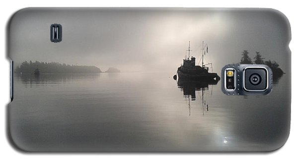 Galaxy S5 Case featuring the photograph A Moody Morning by Mark Alan Perry