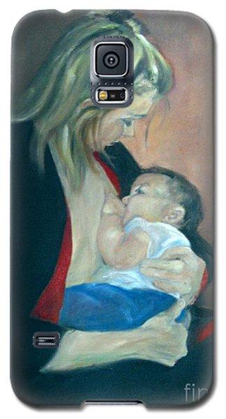 A Mother's Love Galaxy S5 Case by Sally Simon