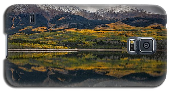 A Mt. Elbert Fall Galaxy S5 Case by Morris  McClung
